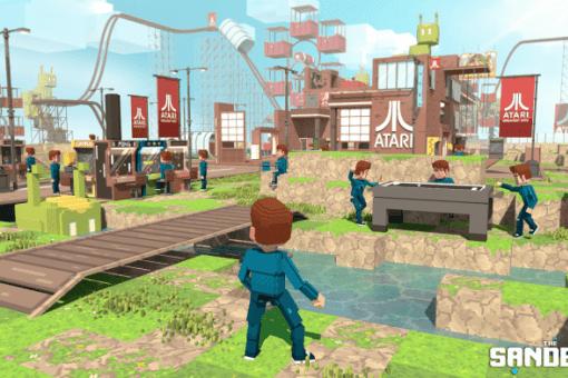 Игра Ethereum VR с участием Atari и Care Bears продает участки виртуальной земли за 76 тысяч долларов