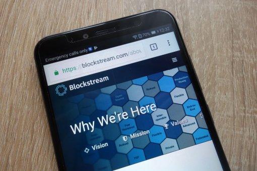 Blockstream Jade-кошелек с открытым исходным кодом