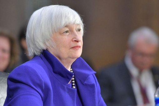 Джанет Йеллен предлагает Сенату США более детальный взгляд на криптовалюту