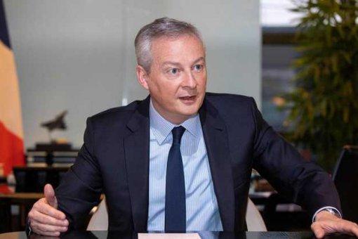Министр финансов Франции критикует криптовалюту