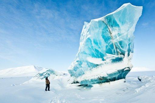 GitHub спрячет биткоин-код в Арктике, чтобы обратиться к нему через 1000 лет