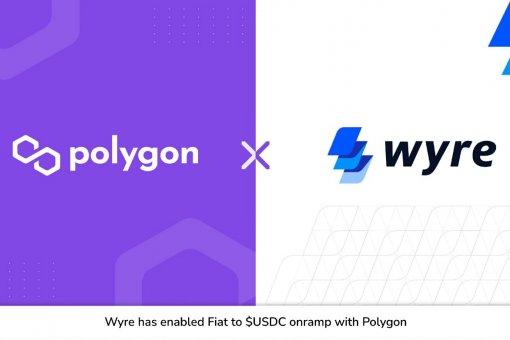 Wyre теперь поддерживает Polygon