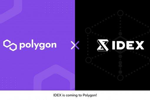 Децентрализованная биржа запустит свой IDEX Hybrid Liquidity DEX на Polygon