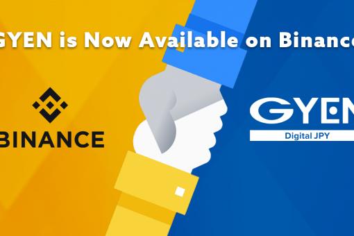 GYEN, первый привязанный к японской иене стейблкоин, уже доступен на Binance