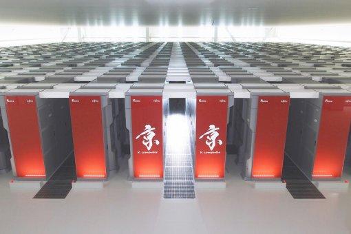 Этой весной Япония представит суперкомпьютер Fujitsu HPC / AI