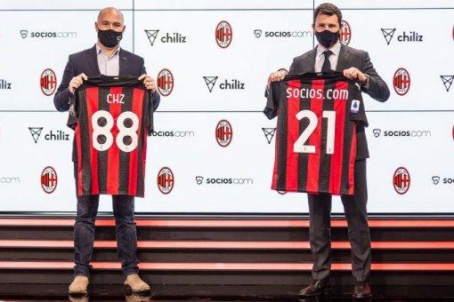 AC Milan, один из старейших и крупных футбольных клубов Италии, выпустил свои токены