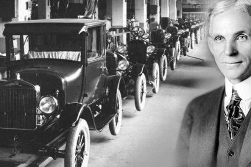 Генри Форд предсказал появление биткойна почти 100 лет назад