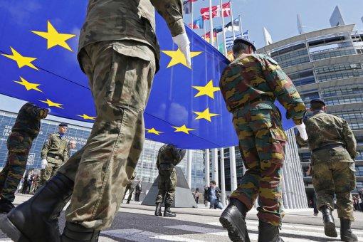 В ЕС начнут финансировать блокчейн-разработки для оборонной промышленности