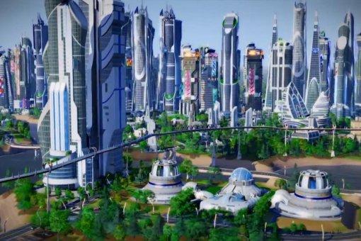 В Казахстане может появиться «летающий» город будущего на основе криптовалют и блокчейна