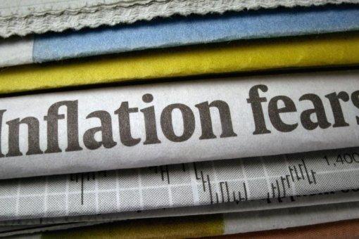 Биткоины, альткоины и акции падают, так как инфляционные страхи влияют на доверие инвесторов