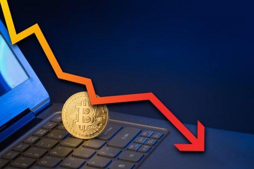Красный четверг. Ведущие криптовалюты приближаются к годичным минимумам
