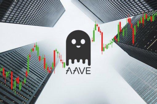 Aave достигла рекордных 288 долларов из-за спроса на флэш-кредиты и стекинг