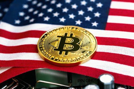 Внезапное падение биткоина до 9,000 долларов снова совпало с происходящим в США