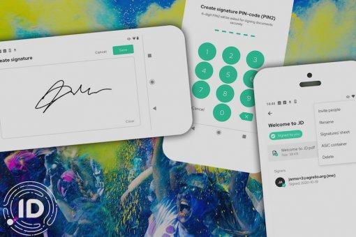 Идентификационное приложение Agrello теперь поддерживает визуальные подписи