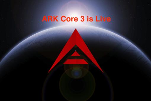 ARK запустил тестовую сеть третьей версии своего блокчейна