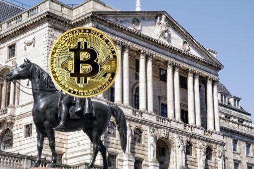 Биткоин будет на коне, если Банк Англии выберет отрицательную процентную ставку