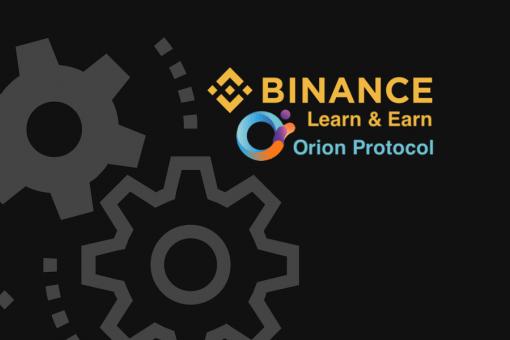 Orion Protocol и Binance раздадут $20 000 в токенах ORN