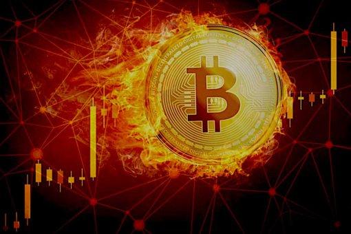 Аналитики Bloomberg считают биткоин «перегретым»