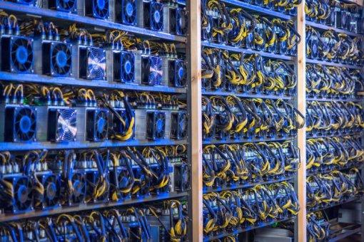 Открылся первый в мире рынок оборудования для майнинга