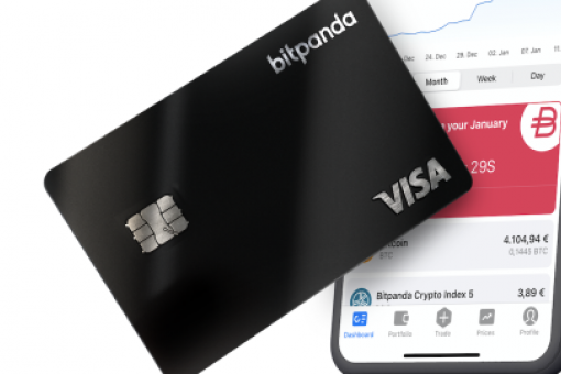 Bitpanda выпускает дебетовую карту с криптовалютой