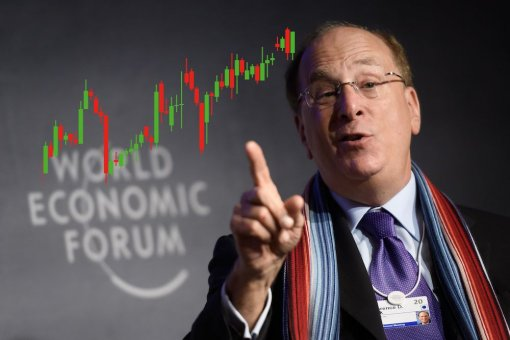 Ларри Финк из BlackRock предрекает биткоину дальнейший рост