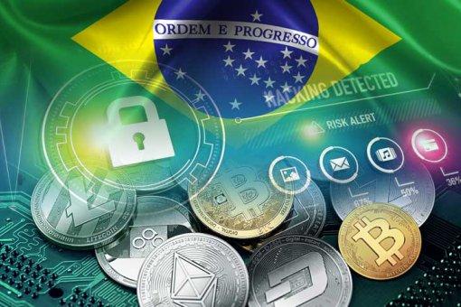 Две бразильских криптобиржи закрылись из-за нового налогового законодательства