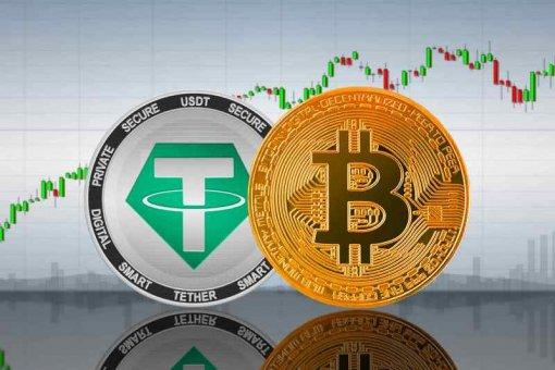 Биткоин-биржи увидели массовые депозиты стейблкоинов Tether