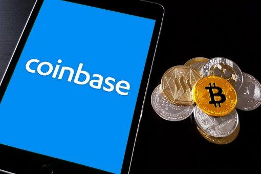 Акции Coinbase встречают криптовалютную волатильность