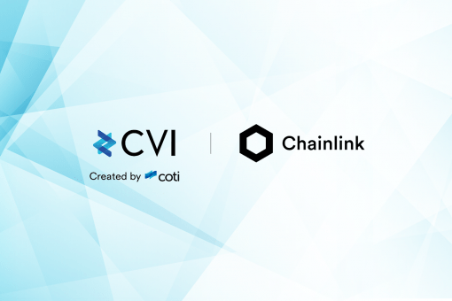 COTI интегрирует Chainlink для децентрализации индекса CVI