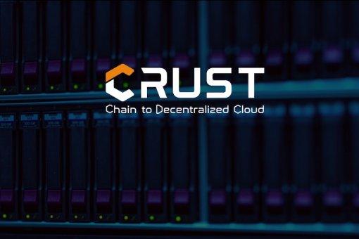 Открыт рынок децентрализованных хранилищ Crust Maxwell