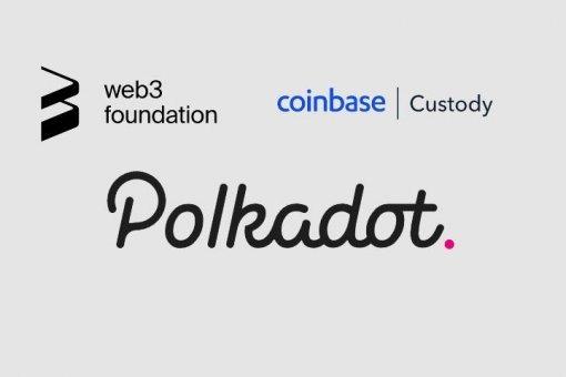 Coinbase добавляет торговлю Polkadot (DOT) на платформу Coinbase Pro