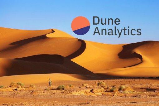 Платформа аналитики Ethereum Dune привлекает 2 миллиона долларов начального финансирования