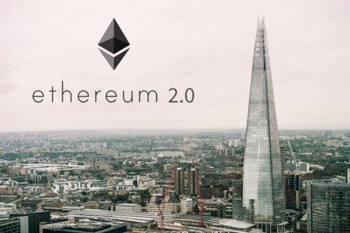 Ethereum 2.0 и здание шарда в Лондоне
