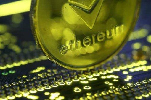 Резервы Ethereum на фондовых биржах сокращаются