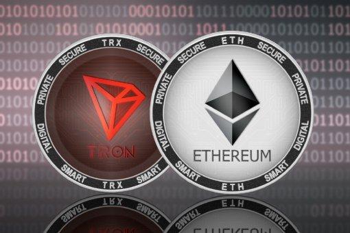 Отказаться от Ethereum (ETH). Почему пользователи предпочитают Tron?