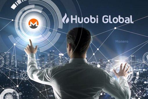 Huobi сообщила о возобновлении депозита и снятия Monero XMR