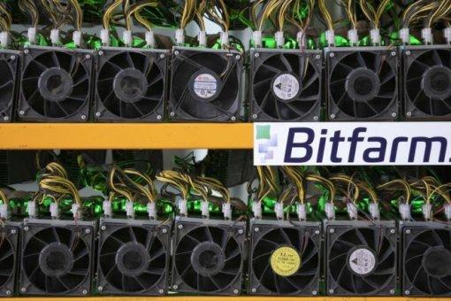Bitfarms построит в Аргентине установку для майнинга биткоинов мощностью 210 МВт
