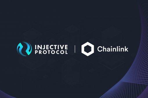 Injective интегрирует оракулы Chainlink