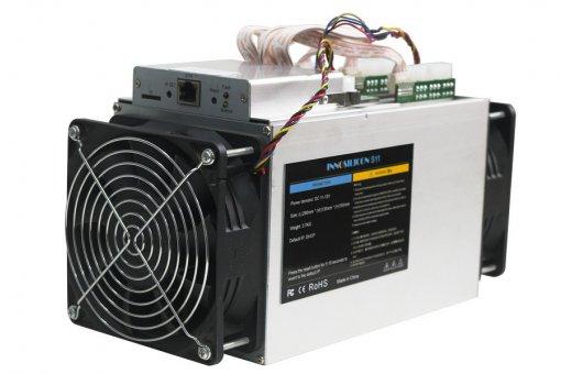 Дилеры по продаже майнинговых машин начали продавать Innosilicon Ethereum Miner A11