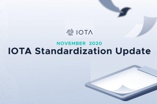 IOTA обещает стандартизировать протокол в течение года