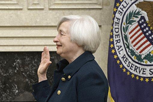 Сенат утвердил Джанет Йеллен на пост министра финансов США