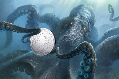 100000 ETH отправлено в стекинг ETH2 на Kraken за четыре дня