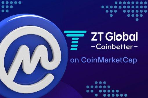 Криптобиржа ZT добавлена в листинг на CoinMarketCap