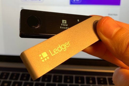 Ledger Nano теперь поддерживает токены Dapper Labs Flow