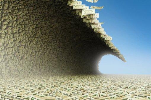 Макроэкономические тенденции: растут биткойн и золото, доллар США показывает двойную медвежью вершину
