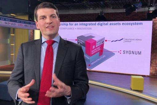 Swiss Digital Asset Bank Sygnum запускает блокчейн-альтернативу традиционным биржам