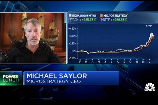 CEO MicroStrategy «В будущем BTC может заменить индексы акций и облигаций»