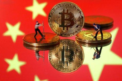 В Китае массово начали замораживать банковские счета майнеров биткоинов