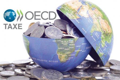 ОЭСР создаст международные стандарты налогообложения криптовалют