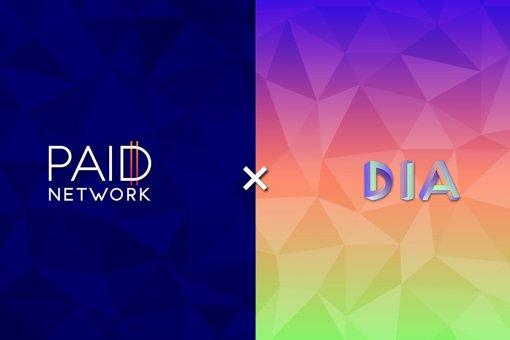 PAID Network объявила о партнерстве с DIA